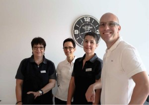 Team der Praxis Paulet